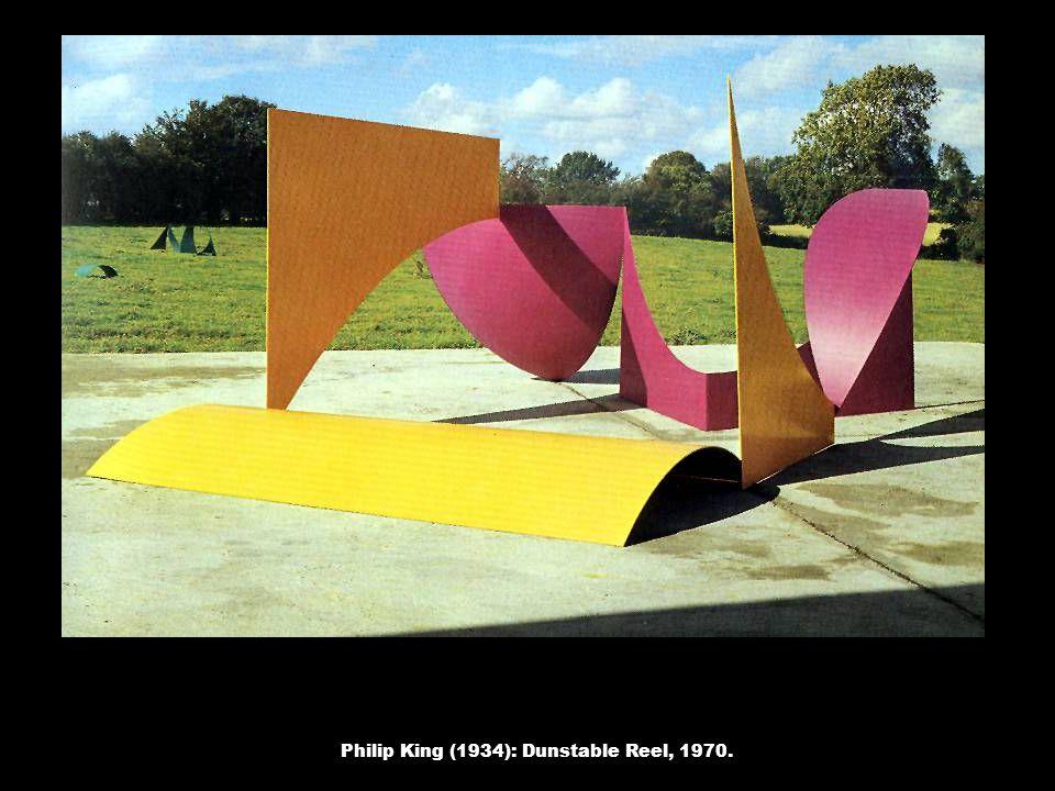 Philip King (1934): Dunstable Reel, 1970.
