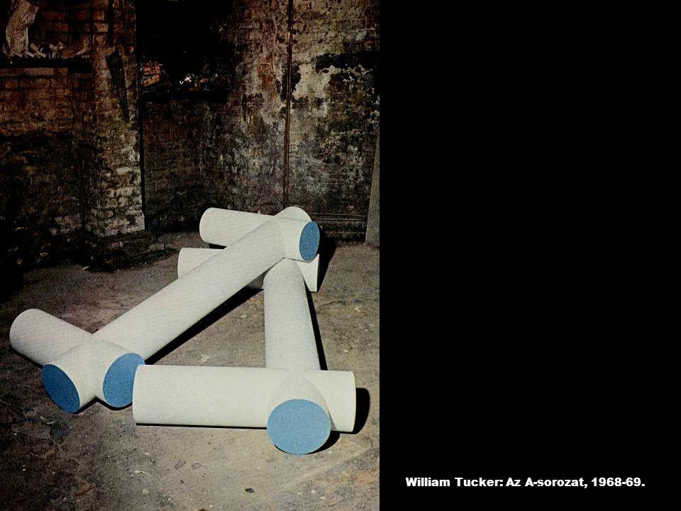 William Tucker: Az A-sorozat, 1968-69.