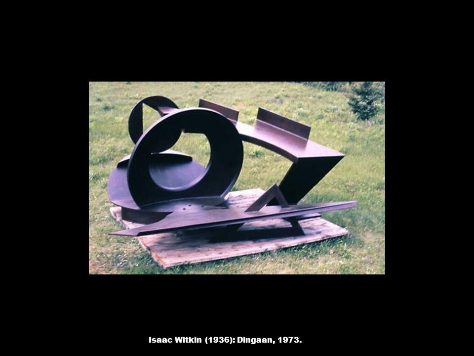 Isaac Witkin (1936): Dingaan, 1973.
