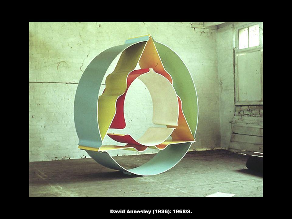 David Annesley (1936): 1968/3.