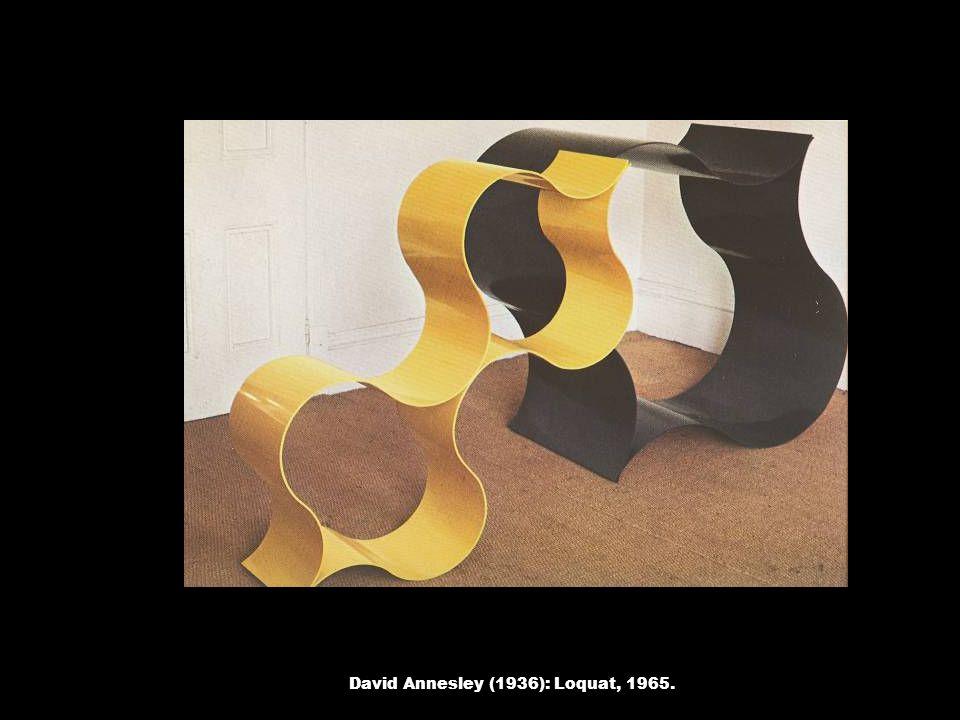 David Annesley (1936): Loquat, 1965.