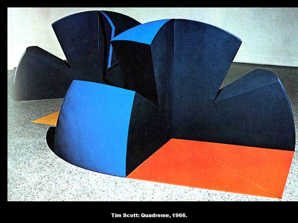 Tim Scott: Quadreme, 1966.