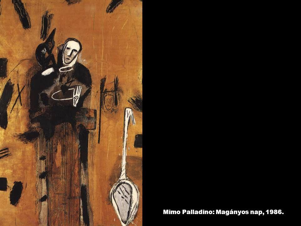 Mimo Palladino: Magányos nap, 1986.