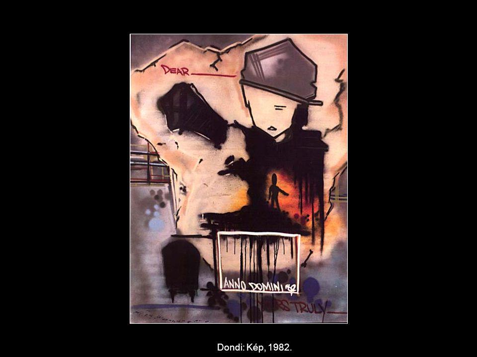 Dondi: Kép, 1982.