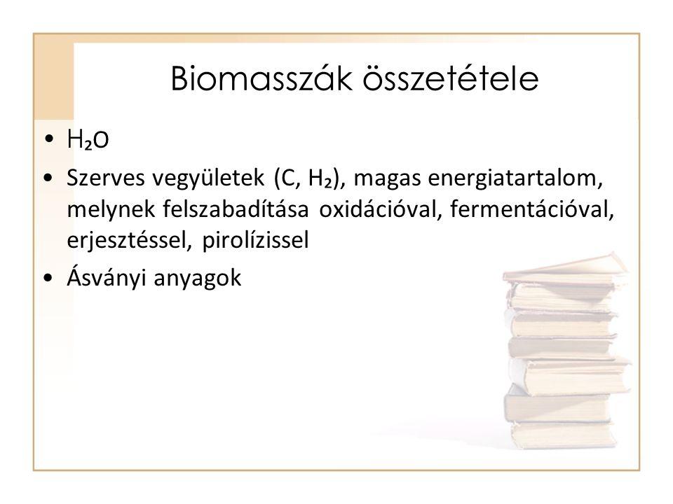 Fotoszintézis Az ökoszisztémában létrejövő szervesanyag- mennyiség a zöld növények által a fotoszintézis során a Nap sugárzó energiájából átalakított és megkötött kémiai energia→ transzformált napenergia
