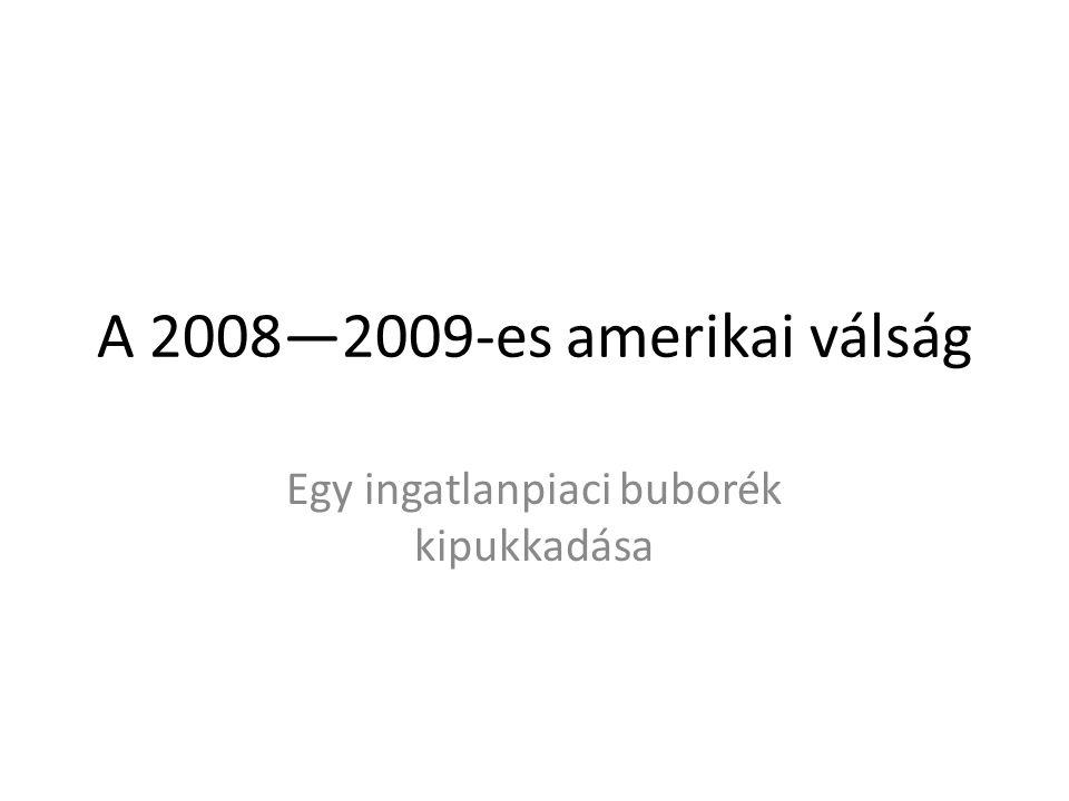 Magyarország válsága Hitelből jólét (1970-2010) vagy Munkaalapú társadalom (2010 - ?)