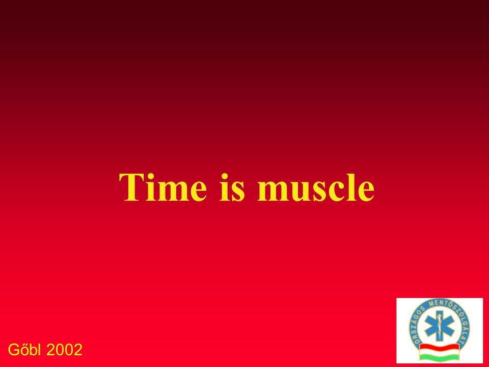 Gőbl 2002 Time is muscle