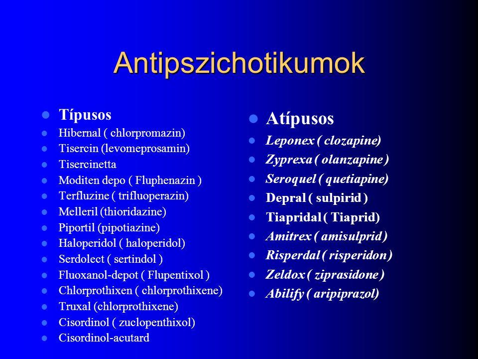 Definíció: Extrapiramidális tünetek hiánya