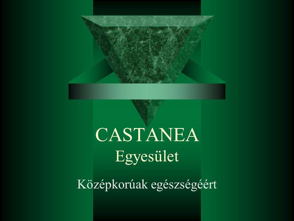 CASTANEA Egyesület Középkorúak egészségéért
