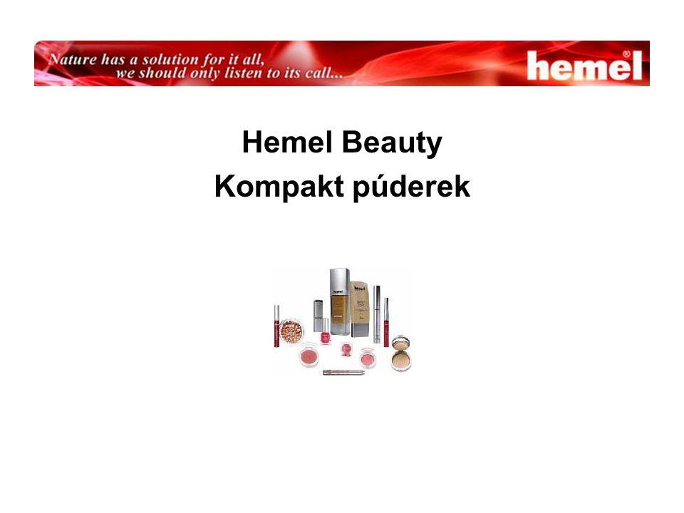 Hemel Beauty Kompakt púderek