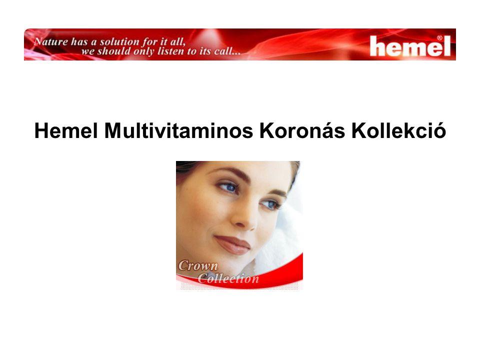 Hemel Multivitaminos Koronás Kollekció