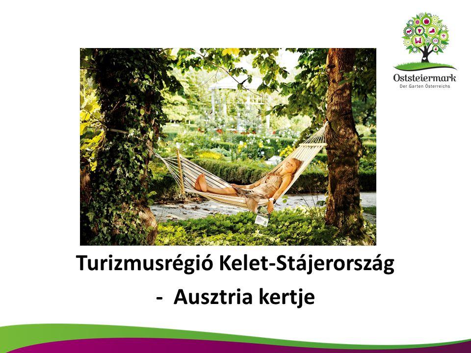 Turizmusrégió Kelet-Stájerország - Ausztria kertje