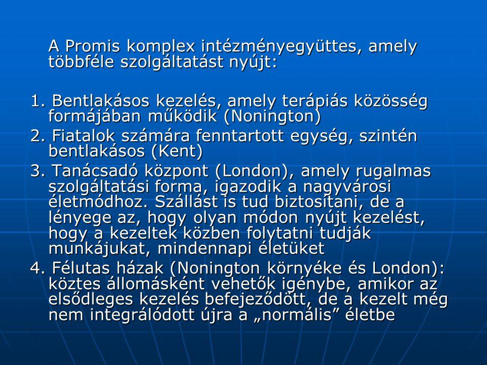 A Promis nem csak Anglián belül mutat összetett képet.