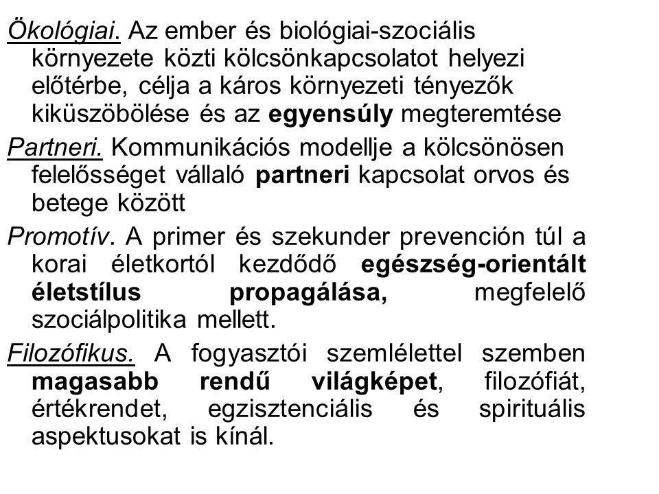 Ökológiai.