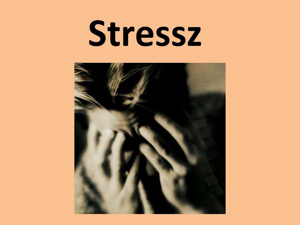 Mi az a stressz.