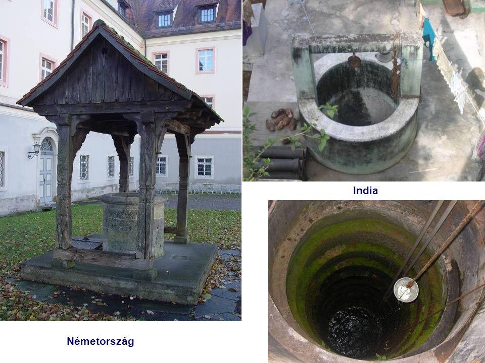 Németország India