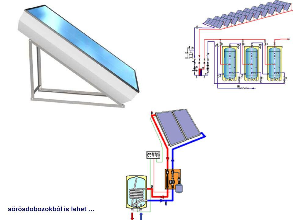 többlépcsős centrifugál szivattyú nagyobb nyomás előállítására (pl.