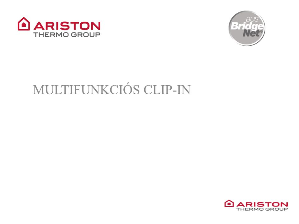 28/29 02 2012Gal Evo Accessories MULTIFUNKCIÓS CLIP-IN