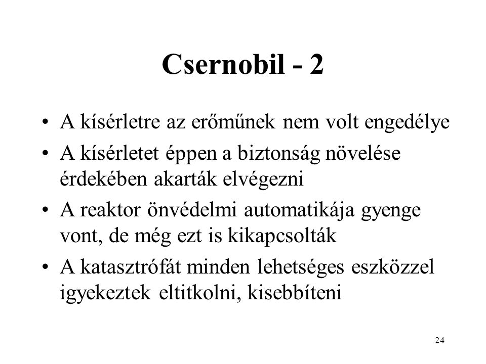 25 Csernobil - 3