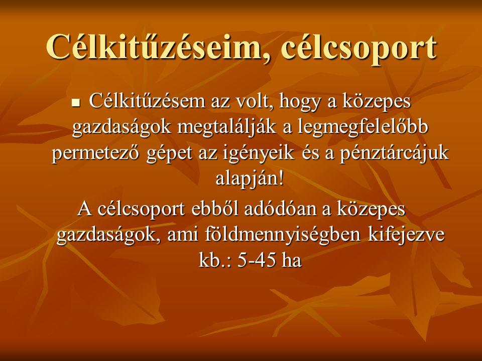 Készítette: Papp Endre Iszam I.évf A diákon található táblák forrása a Exel fájlom.