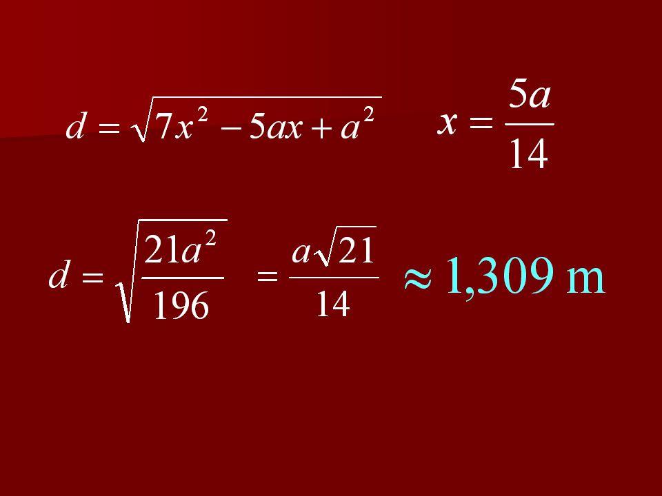 minden x-re szélsőérték helye: