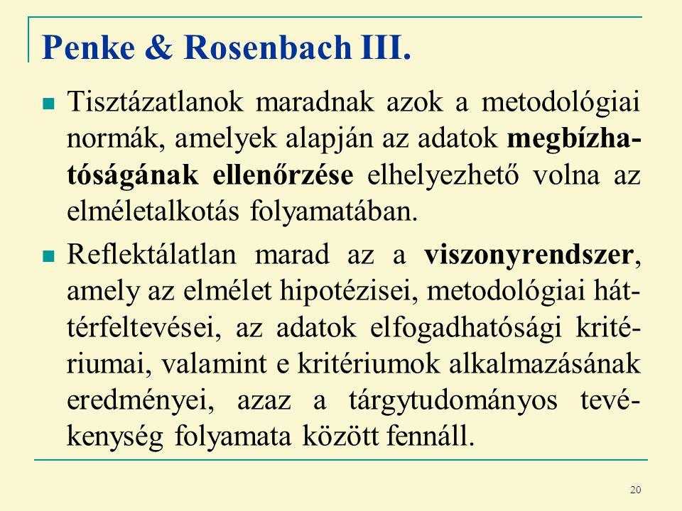 20 Penke & Rosenbach III.