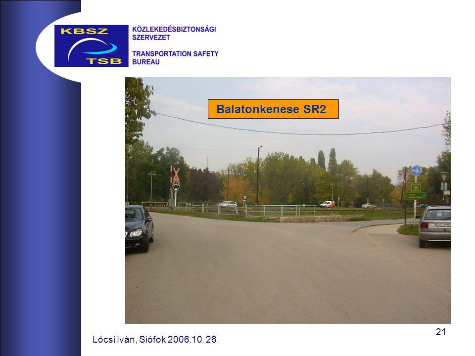 21 Lócsi Iván, Siófok 2006.10. 26. Balatonkenese SR2