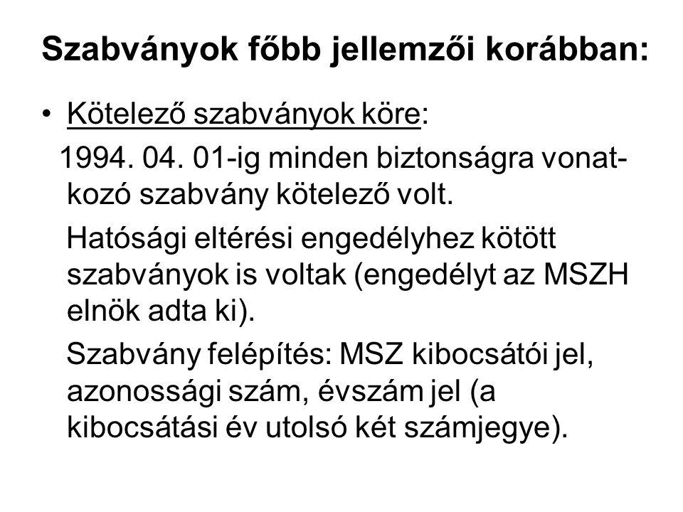 """MSZ 2364-523:2002 Vezetékek terhelhetősége A korábban visszavont MSZ 14550-1:1990 helyett Az új szabvány bonyolultképlet és számítás a """"B mellékletben, de megjegyzi """"tájékoztatás A """"ZB melléklet egy másik számításra, táblázatosan Fontos, hogy ha a terhelés sok elektronikus szerkezettel rendelkezik, (pl."""