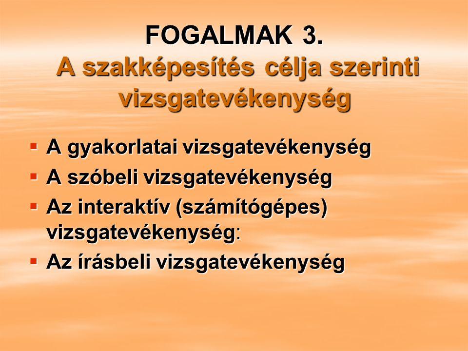 FOGALMAK 3.