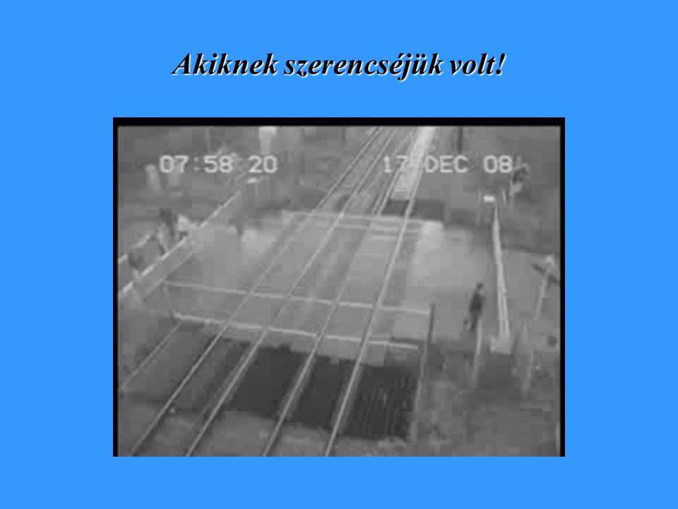 Vasúti átjáró kampányok Világszerte számos kampány folyik napjainkban is Korántsem új módszer a vasúti átjáróban történő balesetek visszaszorítására Már a XX.