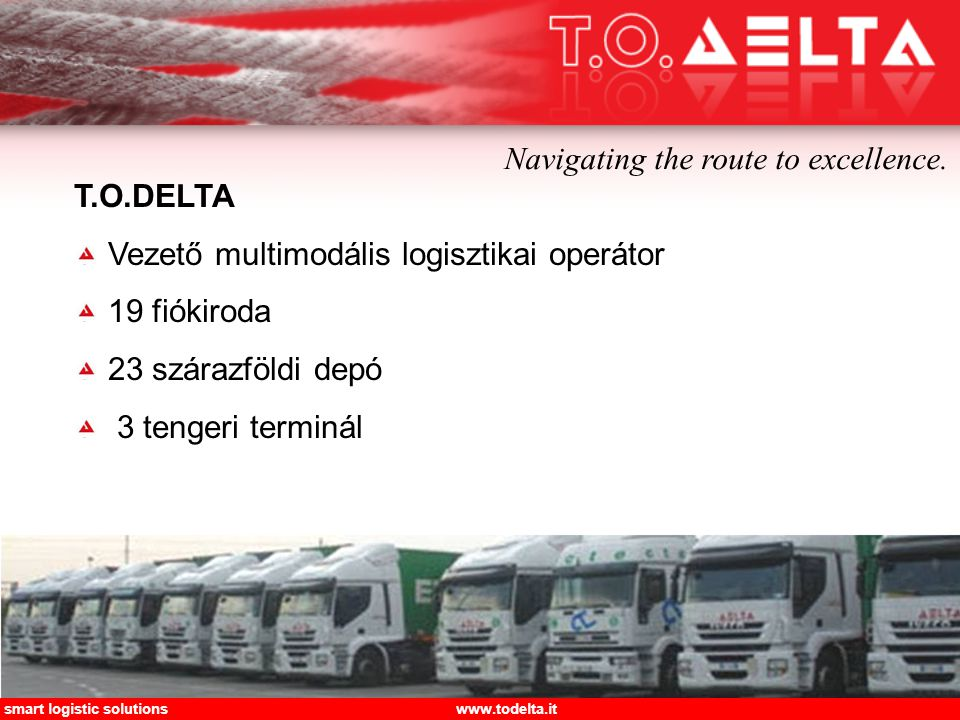 smart logistic solutions 15 of 15 T.O.Delta S.p.A.