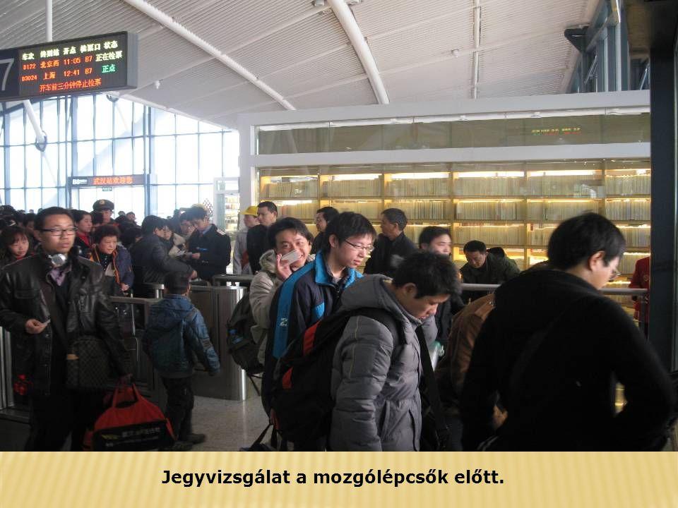 29 nagysebességű és 13 hagyományos vonat érinti az állomást, így kötve össze az ország különböző részeit.