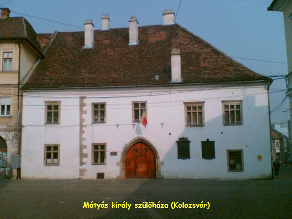 Légifelvétel a kolozsvári Farkas utcáról