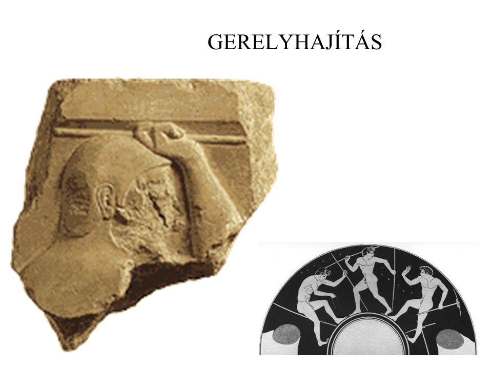 GERELYHAJÍTÁS