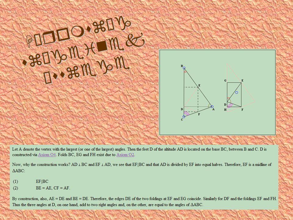 Háromszög szögeinek összege