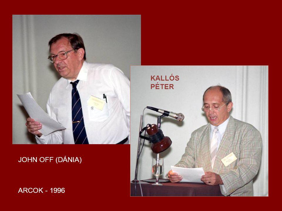 ARCOK - 1996 CZIRÓK DÉNES JOZEF MÁJ (SZLOVÁKIA)