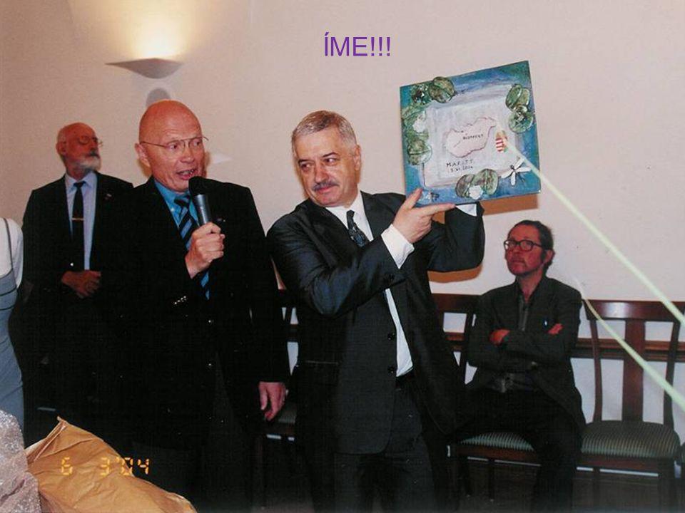Bondor László, Surányi Béla közgyűlés előtt