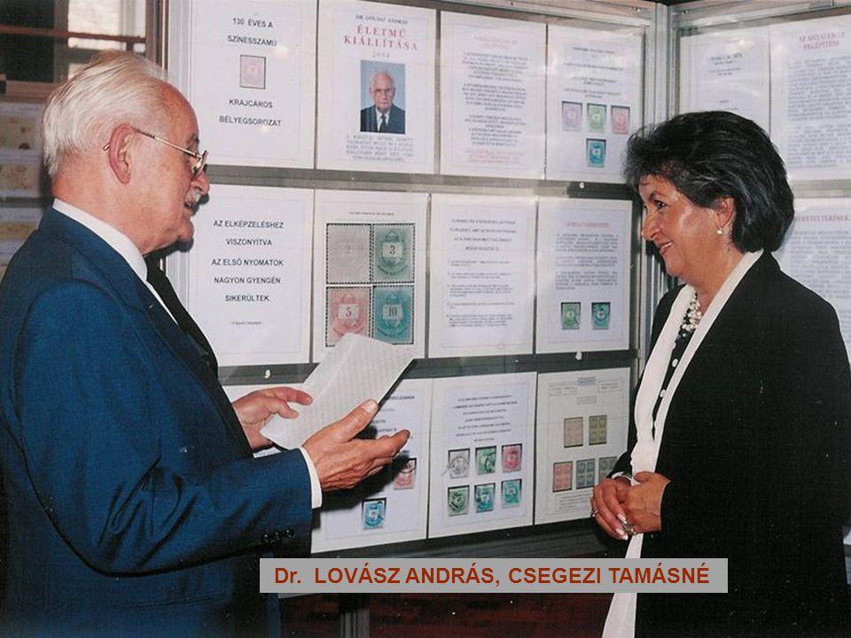 Czirók Dénes elnök a Gervay-díjas kitüntetett munkáját Méltatja (mellette Voloncs Gábor)