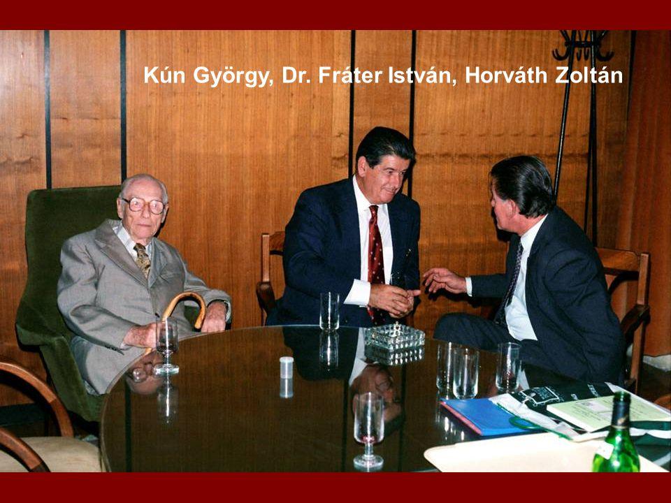 1992 – a főhadiszállás