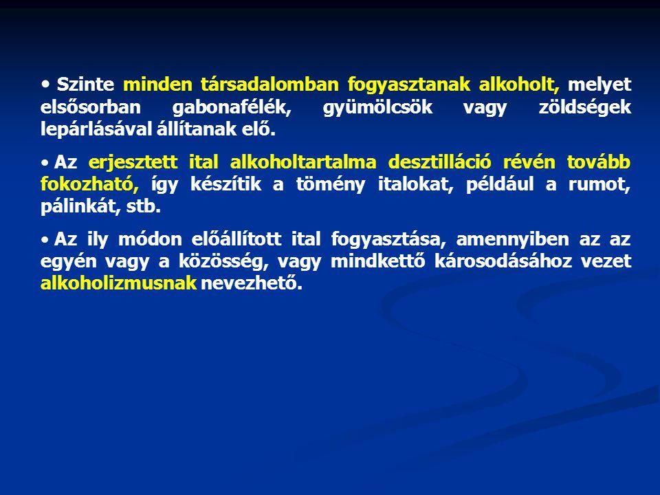 Tudnunk kell (és sajnos a felmérések alapján sokan tapasztalatból tudják), hogy már kevés alkohol elfogyasztása is változásokat okoz a viselkedésben.
