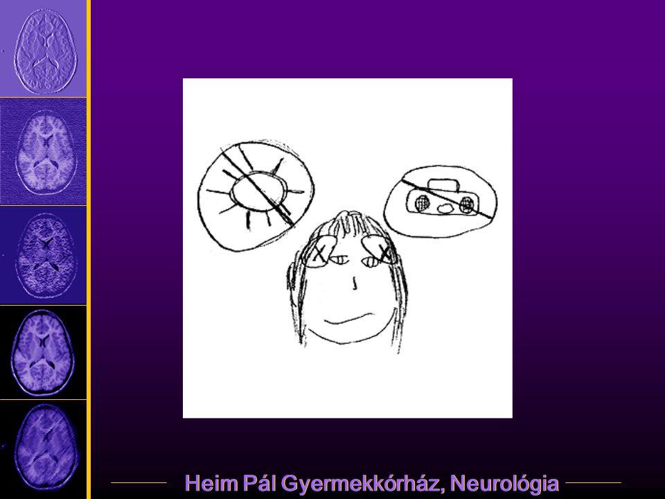 Heim Pál Gyermekkórház, Neurológia