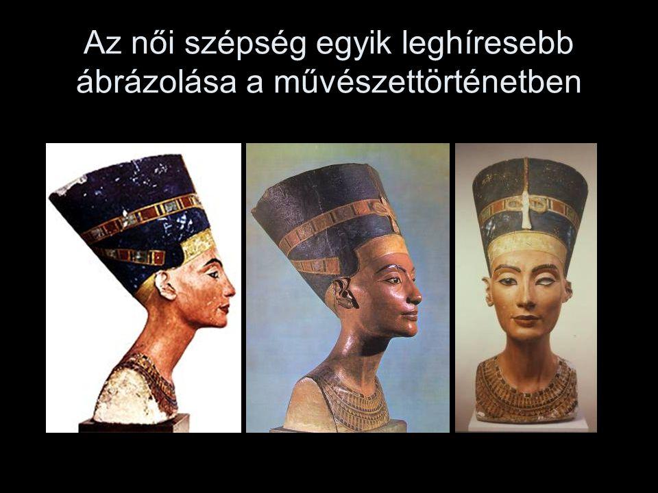 Az női szépség egyik leghíresebb ábrázolása a művészettörténetben