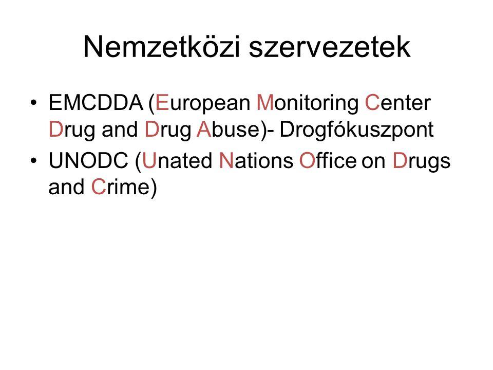 Early Warning System (EWS) Korai Jelzőrendszer A Korai Jelzőrendszert az Európai Unió Tanácsának 2005/387/IB Határozata rögzíti, mely 2005.