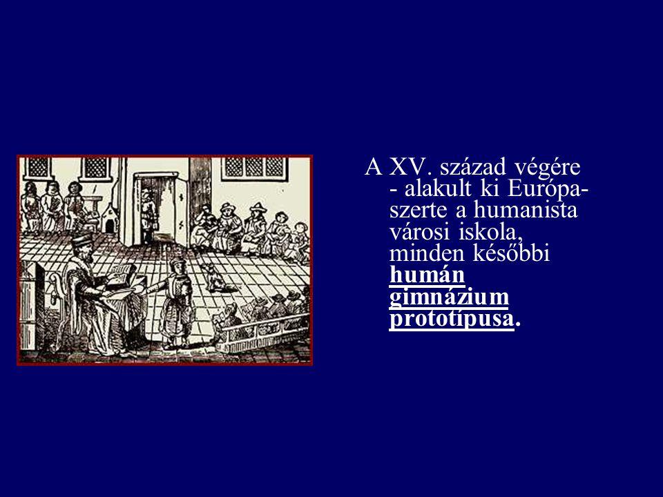 Egyetemek Az egyetemek a reneszánsz korában több új tantárgyat is bevezettek (pl.: poétika, történelem).