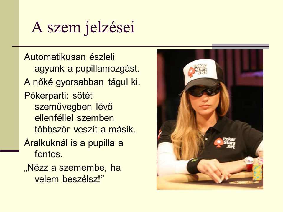 Pupillateszt Pease – Pease 2005: 155