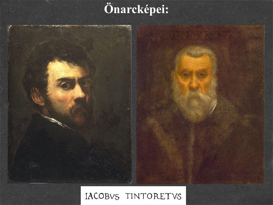 Jacopo Robusti Tintoretto ( Jacopo Robusti Tintoretto ( Jacopo Comin) (Velence, 1518.