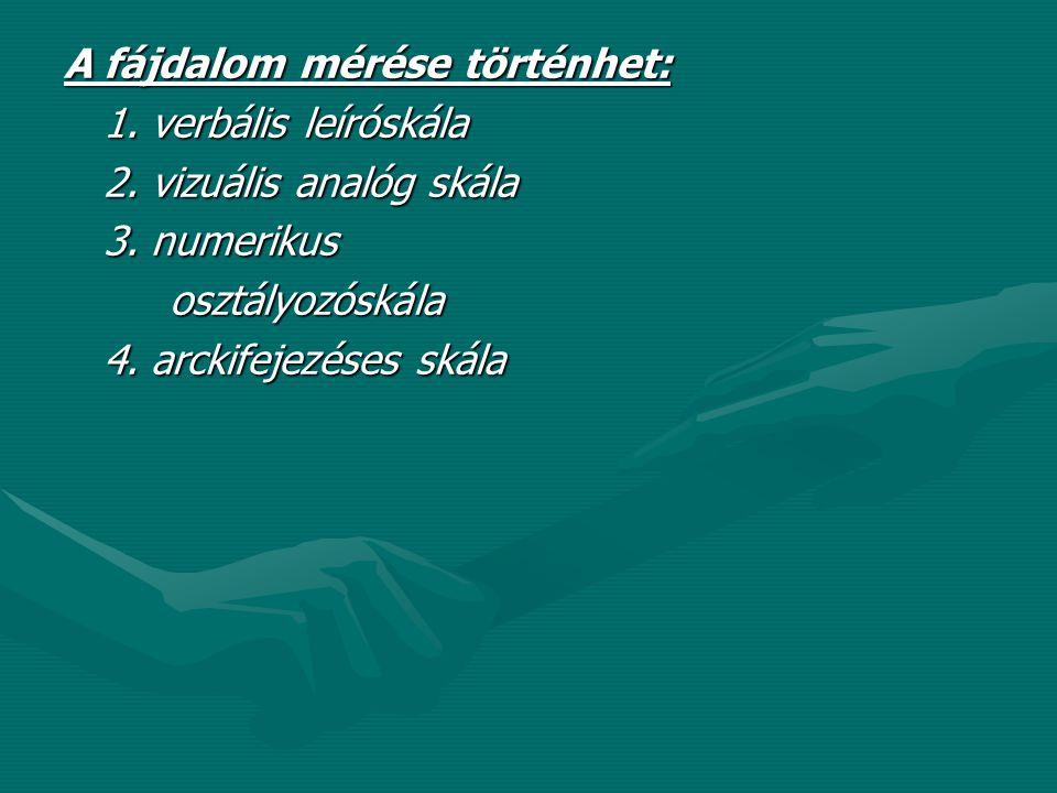 4. Orthopéd –traumatológiai eredetű fájdalmak: Többnyire a statika megbomlása, egyenlőtlen terhelés miatt alakulnak ki. krónikus deréktáji fájdalmak -