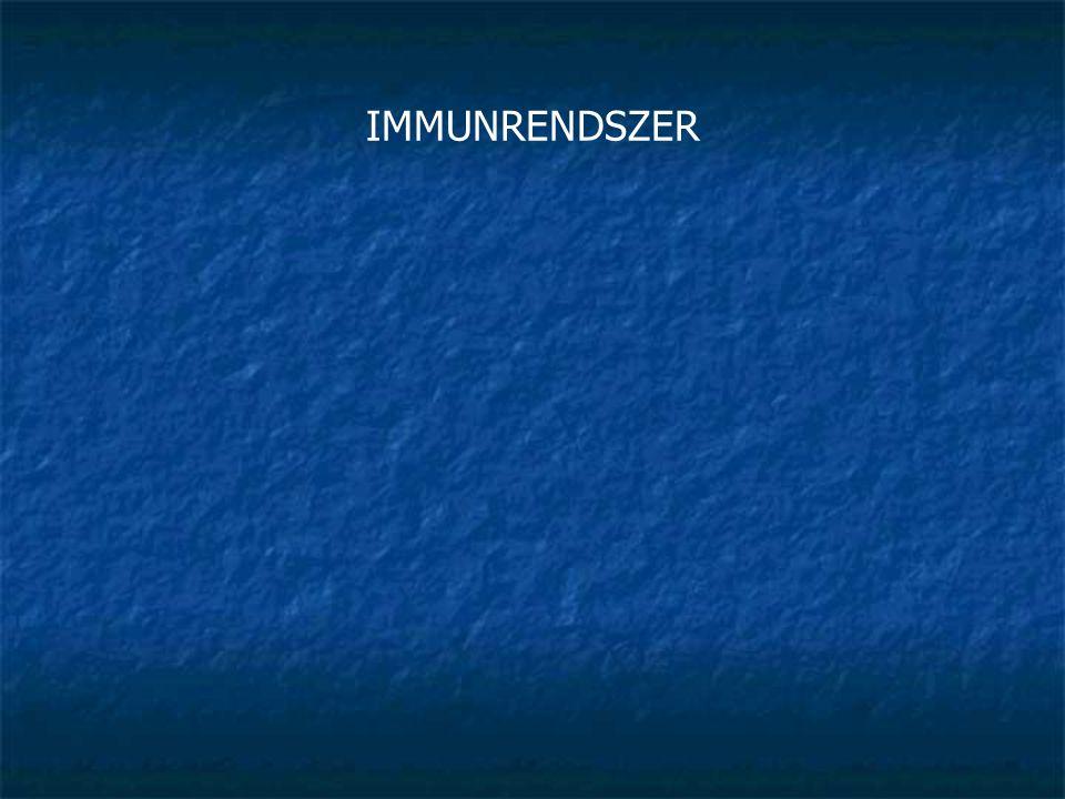 Az immunrendszer a szervezet védekező mechanizmusa, egy adott antigén hatására kialakuló, az esetleges fertőzés elleni védekezésben részt vevő sejtek, szövetek és szervek együttese.