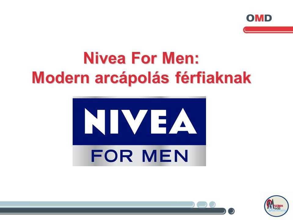 Nivea For Men: Modern arcápolás férfiaknak
