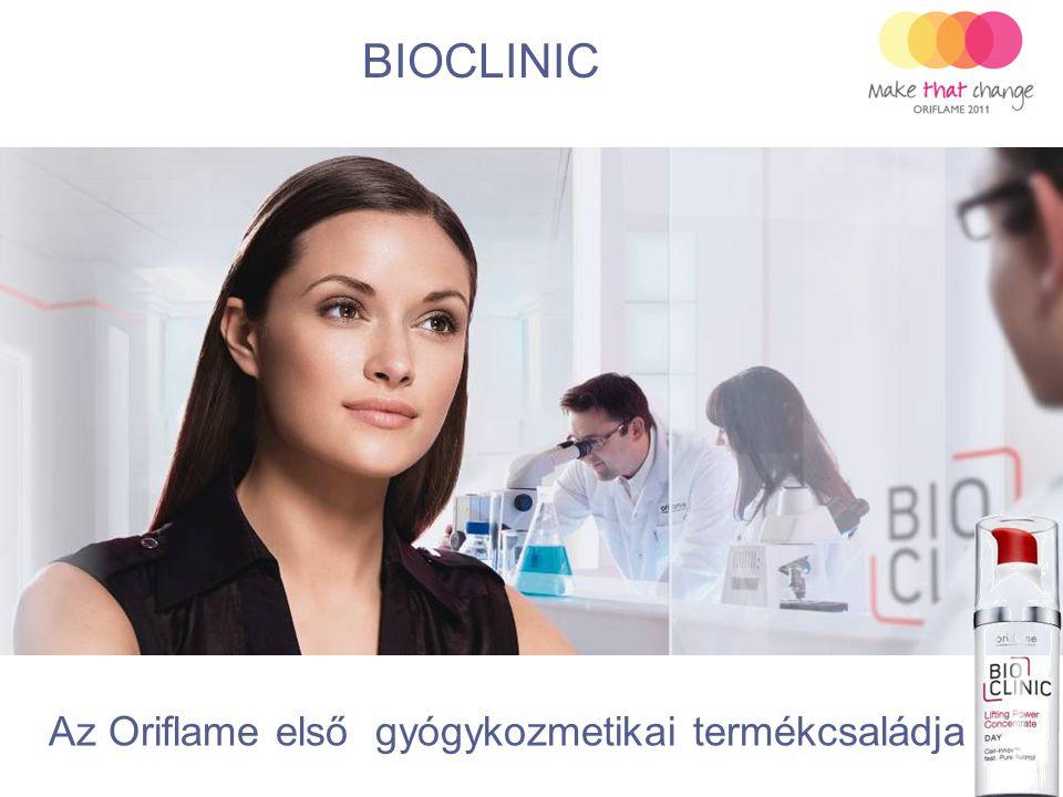 BIOCLINIC Az Oriflame első gyógykozmetikai termékcsaládja